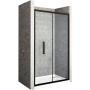 Deszczownica Aluminiowa Rea Ultra Slim Square 40X40